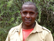 Ali Hassan (research technician, Mpala)