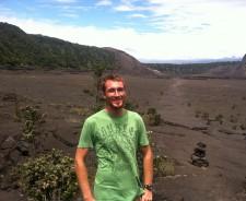 Brandon Hays (big-headed ant and UHURU project manager, Mpala and Ol Pejeta Conservancy)